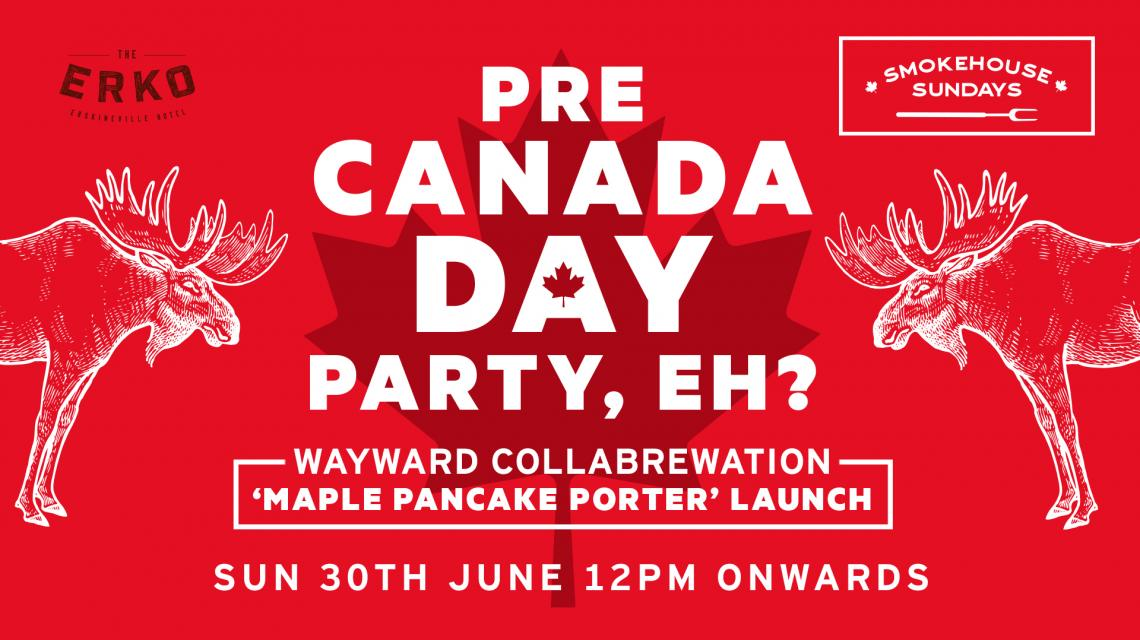 Pre Canada Day Party